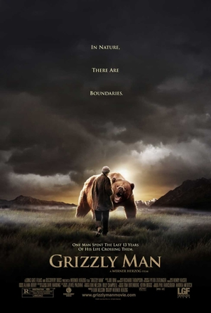Grizzly Man - Movie Poster (thumbnail)