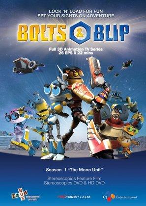 """Bolts & Blip"" - South Korean Movie Poster (thumbnail)"
