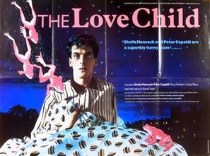The Love Child - British Movie Poster (thumbnail)