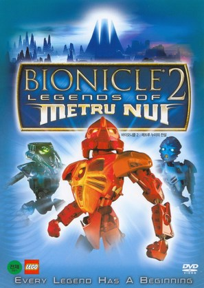 Bionicle 2: Legends of Metru-Nui
