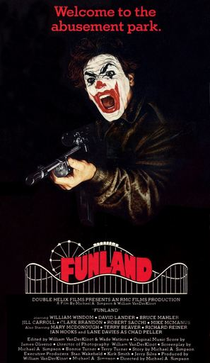 Funland - Movie Poster (thumbnail)