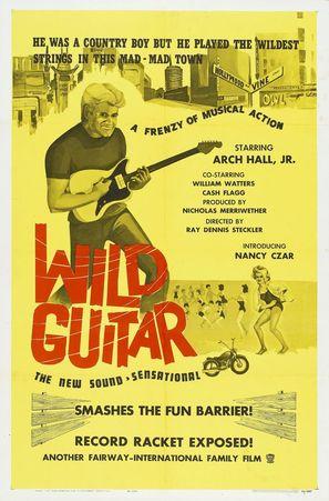 Wild Guitar - Movie Poster (thumbnail)