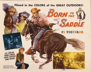 Born to the Saddle - Movie Poster (thumbnail)
