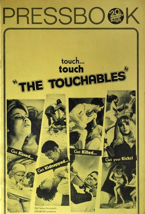 The Touchables - poster (thumbnail)