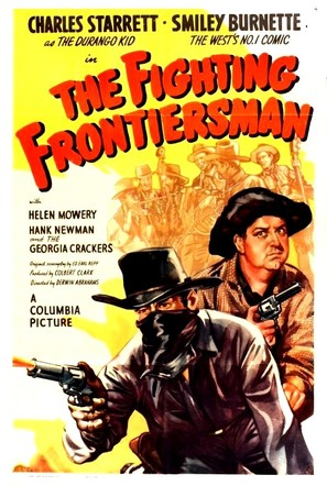 The Fighting Frontiersman - Movie Poster (thumbnail)