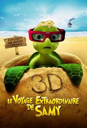 Sammy's avonturen: De geheime doorgang - French Movie Poster (thumbnail)