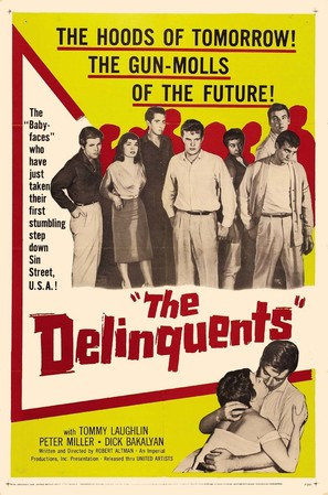 The Delinquents - Movie Poster (thumbnail)
