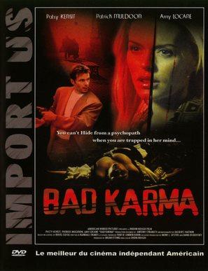 Bad Karma - French Movie Cover (thumbnail)