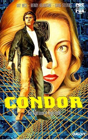 Condor - German VHS movie cover (thumbnail)