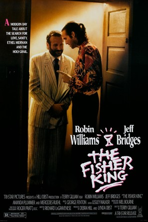 The Fisher King - Movie Poster (thumbnail)