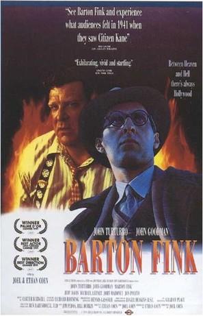 Barton Fink - Movie Poster (thumbnail)