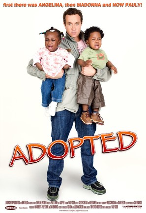 Adopted - Movie Poster (thumbnail)