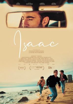 Isaac - Spanish Movie Poster (thumbnail)