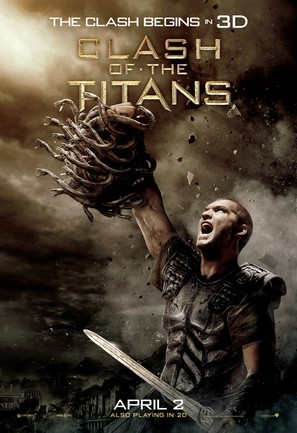 Clash of the Titans - Movie Poster (thumbnail)