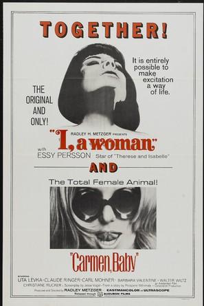 Jag - en kvinna - Combo movie poster (thumbnail)