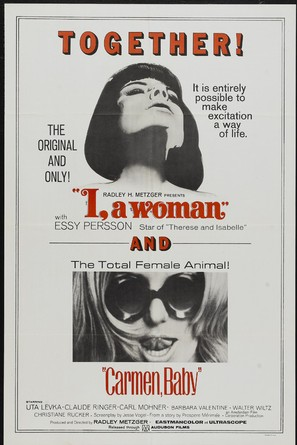 Jag - en kvinna - Combo poster (thumbnail)
