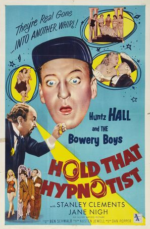 Hold That Hypnotist - Movie Poster (thumbnail)