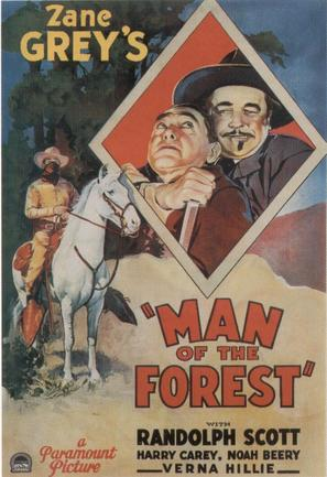 Man of the Forest - Movie Poster (thumbnail)