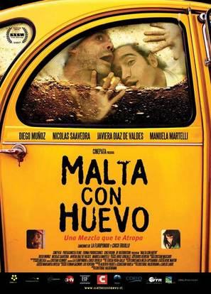 Malta con huevo - Chilean poster (thumbnail)