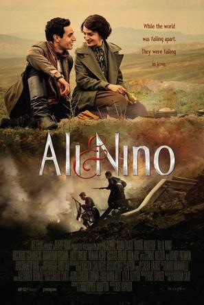 Ali and Nino - Movie Poster (thumbnail)