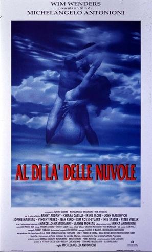 Al di là delle nuvole - Italian Movie Poster (thumbnail)