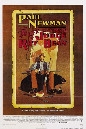 The Life and Times of Judge Roy Bean - Movie Poster (thumbnail)