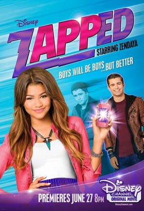 Zapped - Canadian Movie Poster (thumbnail)