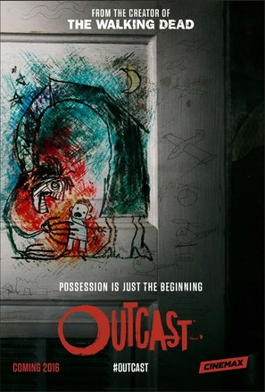 """Outcast"" - Movie Poster (thumbnail)"