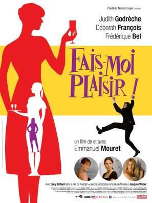 Fais-moi plaisir! - French Movie Poster (thumbnail)