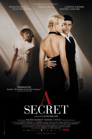 Un secret - Movie Poster (thumbnail)