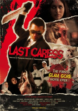 Last Caress - Movie Poster (thumbnail)