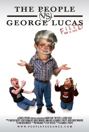 The People vs. George Lucas - Movie Poster (thumbnail)