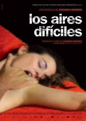 Aires difíciles, Los - Spanish Movie Poster (thumbnail)