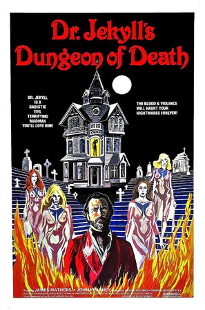Dr. Jekyll's Dungeon of Death - Movie Poster (thumbnail)