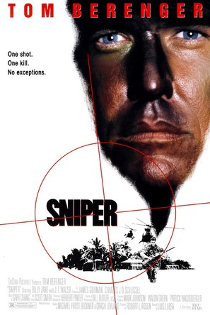 Sniper - Movie Poster (thumbnail)