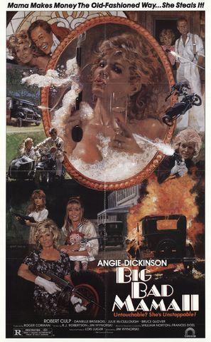 Big Bad Mama II - Movie Poster (thumbnail)
