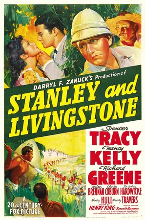 Stanley and Livingstone - Movie Poster (thumbnail)