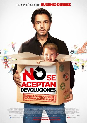 No se Aceptan Devoluciones - Mexican Movie Poster (thumbnail)