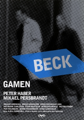 """Beck"" Gamen - Swedish poster (thumbnail)"
