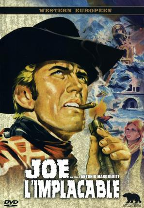 Joe l'implacabile - French DVD cover (thumbnail)