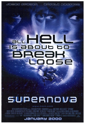 Supernova - Movie Poster (thumbnail)
