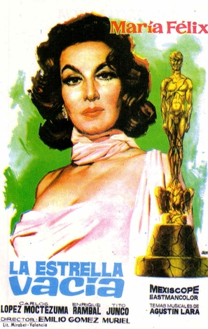 La estrella vacía - Spanish Movie Poster (thumbnail)