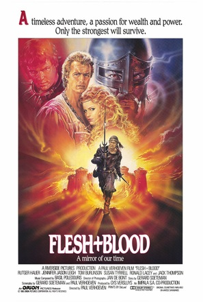 Flesh And Blood - Movie Poster (thumbnail)