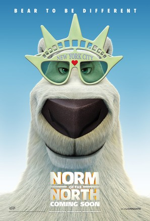 Norm of the North - Movie Poster (thumbnail)