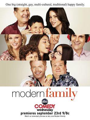 """Modern Family"" - Movie Poster (thumbnail)"
