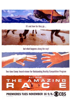 """The Amazing Race"" - Movie Poster (thumbnail)"