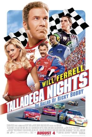 Talladega Nights: The Ballad of Ricky Bobby - Movie Poster (thumbnail)
