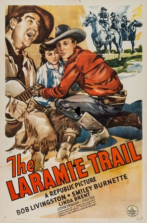 The Laramie Trail