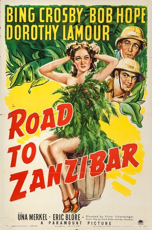 Road to Zanzibar - Movie Poster (thumbnail)
