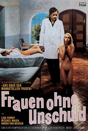 Frauen ohne Unschuld - German Movie Poster (thumbnail)